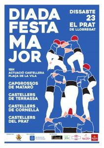 Diada Castellera de Festa Major 2017