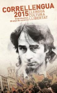 Cartell del Correllengua 2015