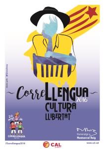 Cartell general del Correllengua 2016