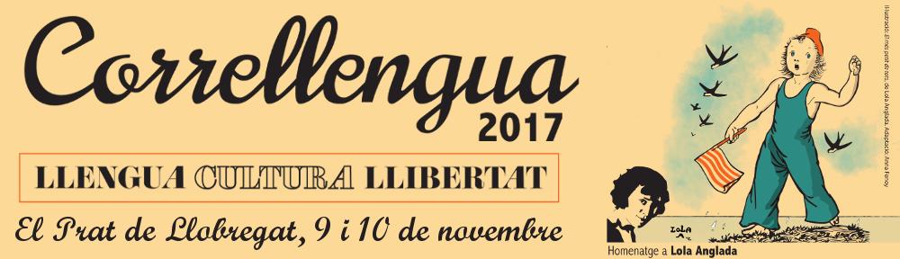 Correllengua 2017 – El Prat de Llobregat