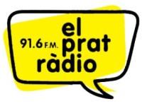 Logotip d'El Prat Ràdio