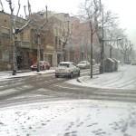 Avinguda de Josep Anselm Clavé. Per Mª Dolors
