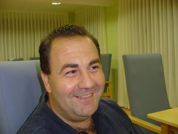 Jordi Ibern, Vice-President de l'A.VV. NUCLI ANTIC del Prat