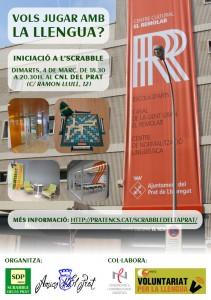 Iniciació a l'Scrabble al CNL