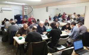 Jornada de la LLISCA al barri de la Barceloneta del Prat