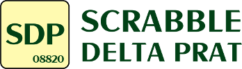 Scrabble Delta Prat
