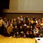 Fotografia de família de tots els participants